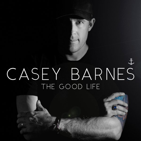 Casey Barnes debuts at #1 on the Australian iTunes Country Albums Chart