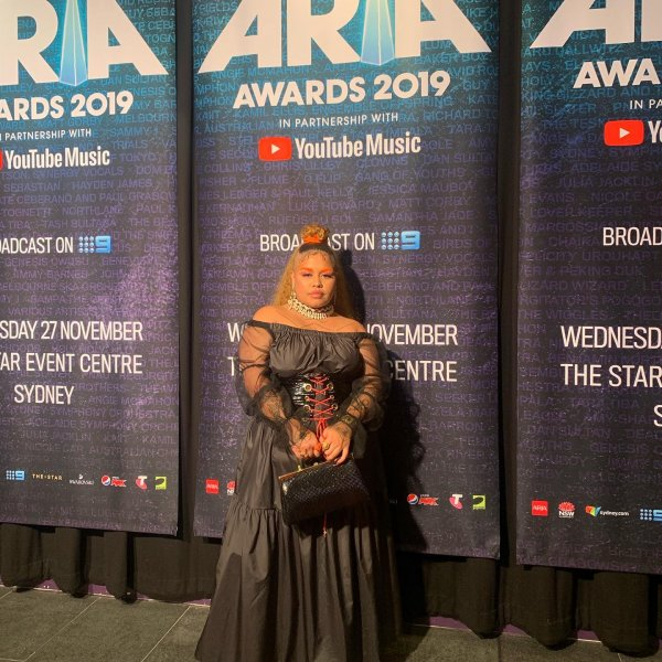 Kaiit wins Best Soul/R&B Release at the 2019 ARIA Awards