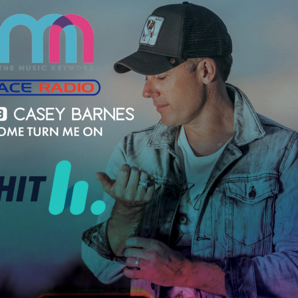 Casey Barnes #1 on National Country Airplay Chart + ATB HIT Regional Network